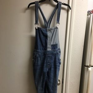 Denim guess overall